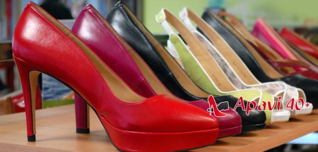 """Large size shoes """"Apavi 40+"""""""