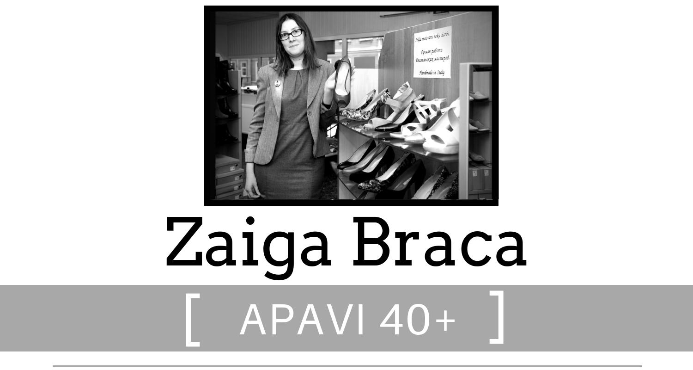 Zaiga - Apavi 40 Plus