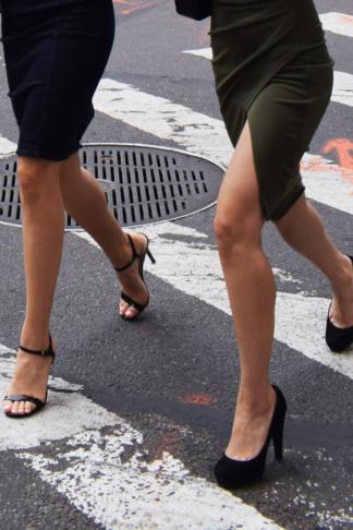 Medium & High Heels