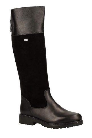 black long boot ladies large sizes