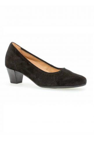ladies large size court shoe